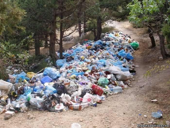 Экология и пакеты